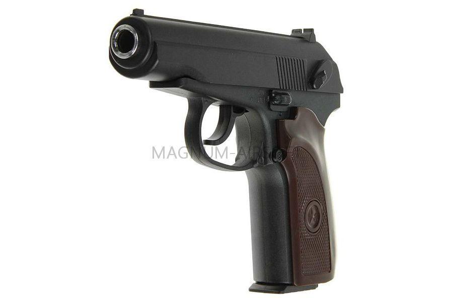 Пистолет ПМ Макаров (Galaxy) G.29 SPRING