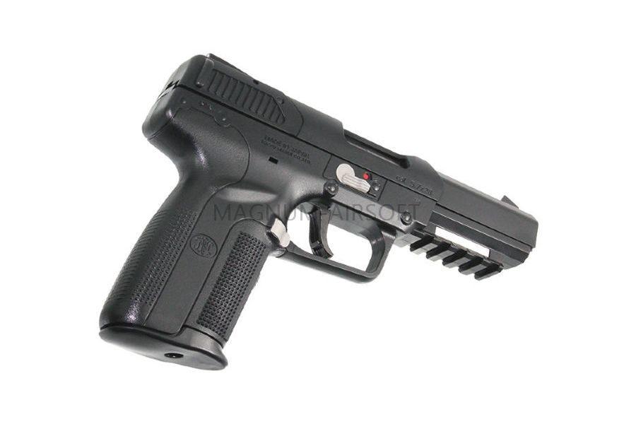 ПИСТОЛЕТ ПНЕВМ. TOKYO MARUI FN 5-7 GBB, черный