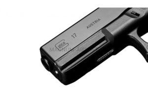 ПИСТОЛЕТ ПНЕВМ. TOKYO MARUI  Glock 17 gen.3 GBB, черный модель - BBGB21