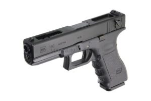 ПИСТОЛЕТ ПНЕВМ. TOKYO MARUI  Glock 18C авт. GBB, черный