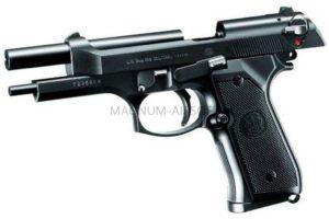 ПИСТОЛЕТ TOKYO MARUI  M92F MILITARY GBB, черный, модель - BBGB5