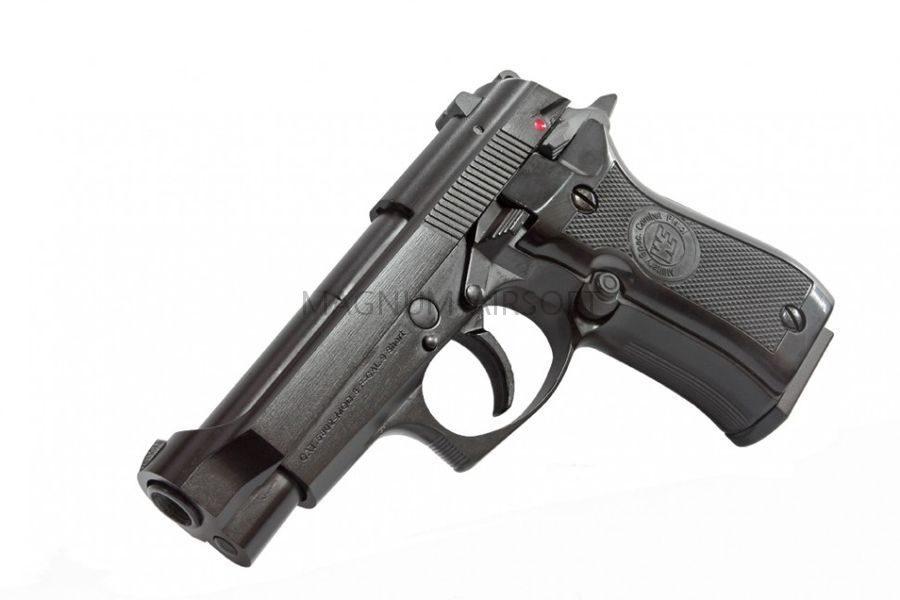 Пистолет WE BERETTA M84 GBB Professional Training, черный, металл, WE-M013-BK / GP322