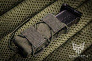 ПОДСУМОК под 1 пистолетный магазин MP-118-ATFGN ВЕКТОР WARTECH