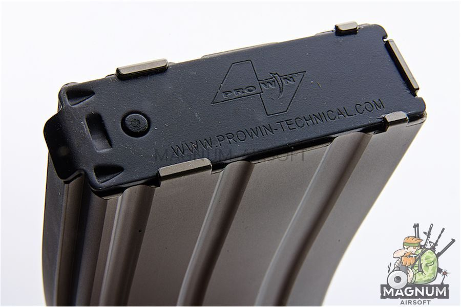 Prowin '30rd EVO' 50rds Gas Magzines for Tokyo Marui M4 MWS / WA M4 GBBR Series