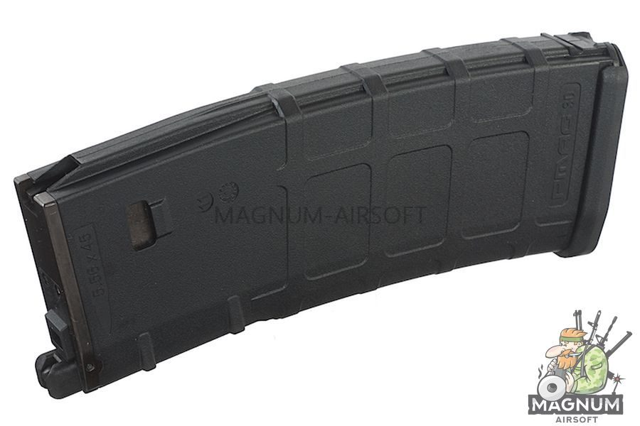 PTS 38rds PMAG Style Gas Magazine for KSC / KWA M4 GBB