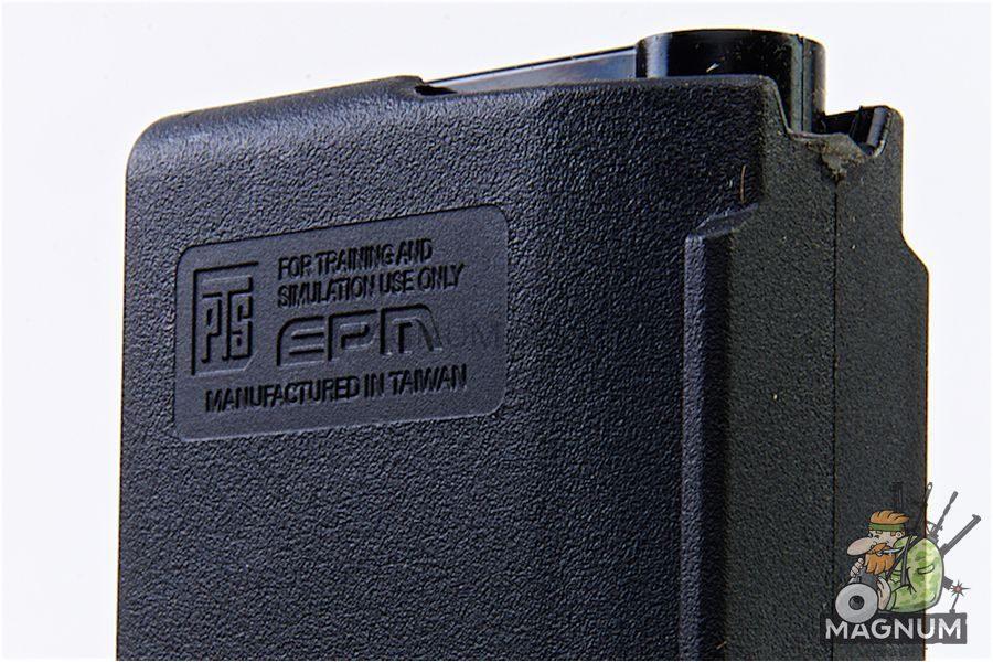 PTS EPM 30 / 120rds M4 Magazine (ERG) 3pcs / Pack