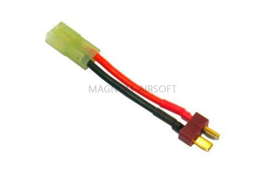 Переходник MK Battery Adapter T-Connector ПАПА - Mini МАМА (MC-50D)
