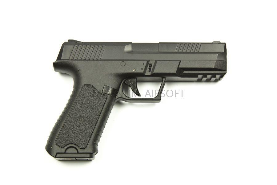 Пистолет Cyma Glock 18 custom AEP (CM127)