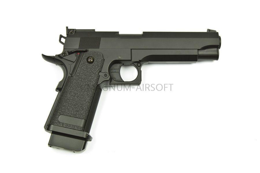 Пистолет COLT 1911 HiCapa, CYMA, AEP, код - CM128