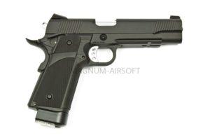 Пистолет KJW Colt Hi-Capa CO2 GBB (CP228(BK))