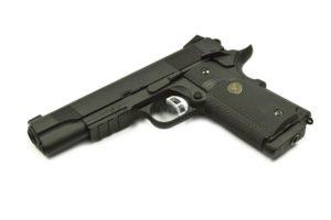 Пистолет KJW Colt M1911 MEU CO2 GBB (CP119)