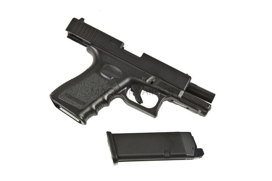Пистолет KJW Glock 32 GGBB (GP608)