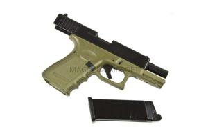 Пистолет KJW Glock 32 OD GGBB (GP609)