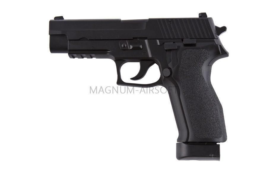 Пистолет KJW SigSauer P226E2 CO2 GBB (CP404-E2)