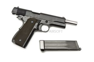 Пистолет WE Colt 1911 Para CO2 GBB (CP101)