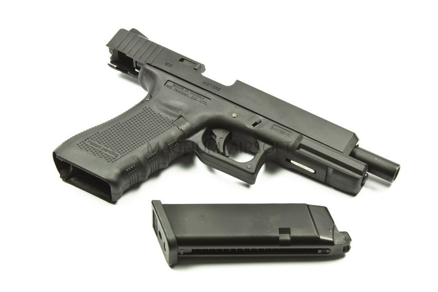 Пистолет WE Glock 34 Gen.4 GGBB (GP625B)
