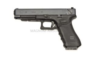 Пистолет WE Glock 35 Gen.4 GGBB (GP626B)