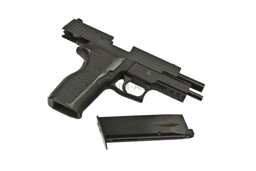 Пистолет WE SigSauer P226 E2 GGBB (GP427-E2)