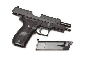 Пистолет WE SigSauer P226R GGBB (GP427-WE)