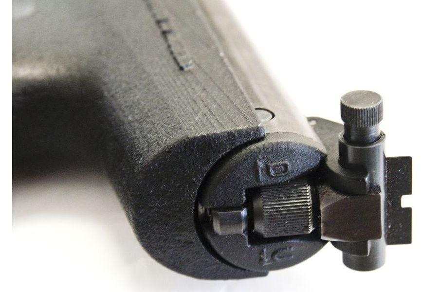Пистолет пневматический МР-53 м ряд к.4,5