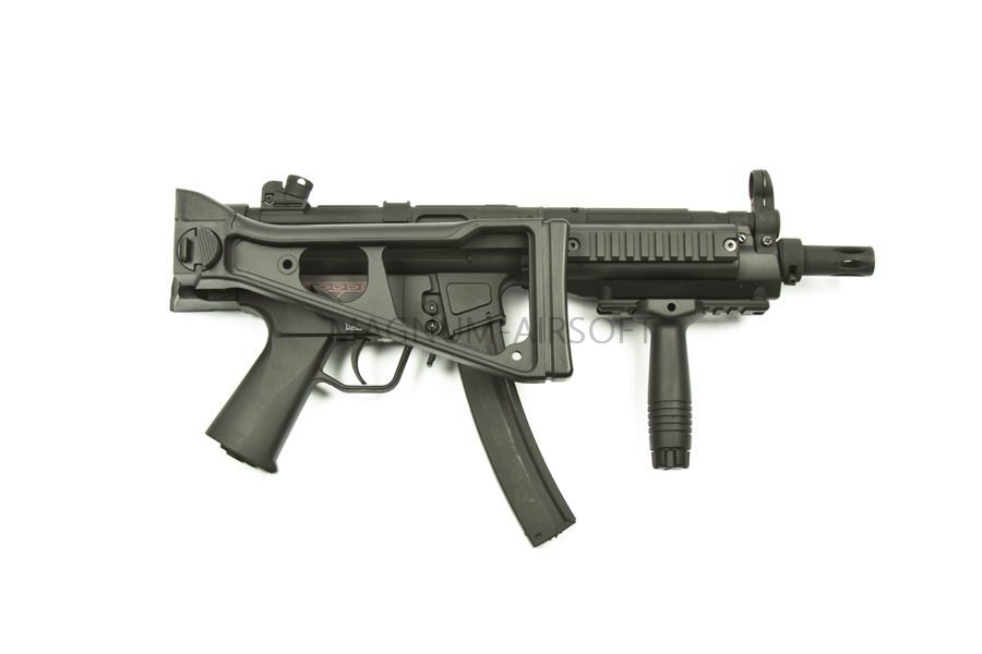 Автомат Cyma MP5 с тактическим цевьём (CM041)