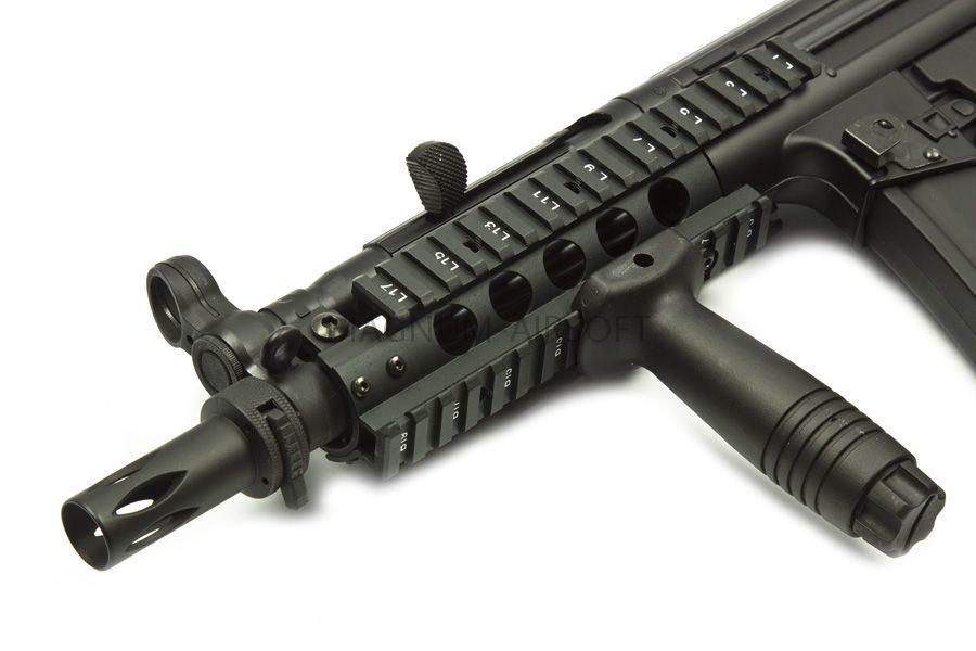 Автомат Cyma MP5 с тактическим цевьём (CM041B)