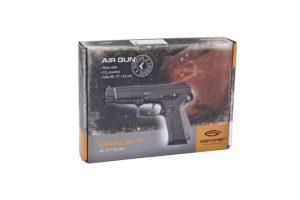 Пневматический пистолет Gletcher CRACH NBB к.4.5