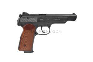 Пневматический пистолет Gletcher GLSN51, кал.4,5 мм