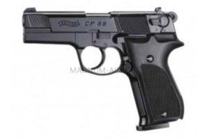 Пневматический пистолет Walther CP 88 4160000 к.4,5