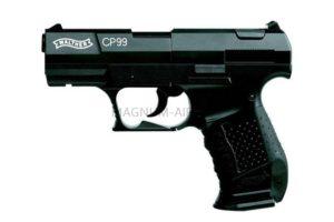 Пневматический пистолет Walther CP 99 к.4,5