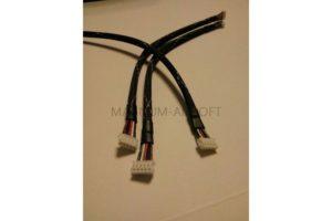 Polar Star 7,7 дюйма провода для вывода аккумулятора в рукоятку m4/16 серии