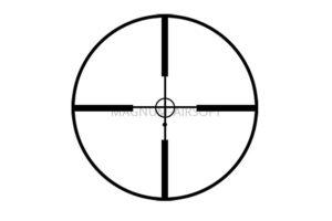 Прицел Redfield Revolution 3-9x40 Accu-Range матовый, сетка 67095