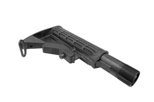 RA M4 RECEIVER EXTENSION & Stock set For WE M4 GBB