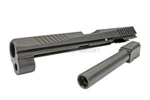 RA New CNC Steel slide & Outer barrel FOR CZ-P09