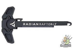 PTS Radian Raptor-LT Charging Handle for Tokyo Marui M4 AEG - Black