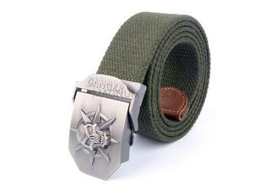 РЕМЕНЬ Tactical BDU Duty Scull код AS-BL00095OD