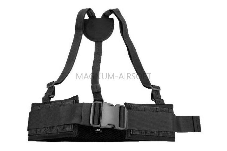 РЕМНИ ПЛЕЧЕВЫЕ Right-Angle Belt(M/Black) код FLYYE FY-BT-B007-M-BK