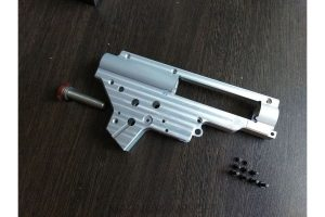 RETRO ARMS CNC Gearbox SR25 (8mm) - QSC