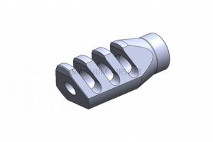 RETRO ARMS CNC Muzzle brake - E