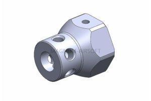 RETRO ARMS CNC Muzzle brake - G