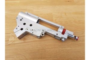 RETRO ARMS CNC Split gearbox v.2 with int. Hop Up Chamber - QSC 9 mm gen 3