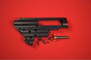 RETRO ARMS CNC gearbox for SR25 - QSC