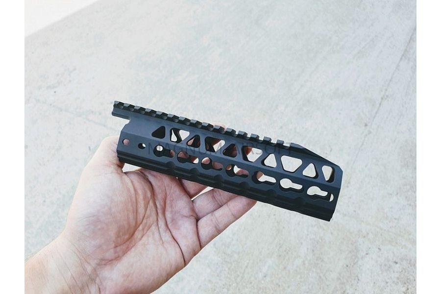 RETRO ARMS CNC handguard AR15 - B
