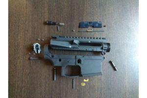 RETRO ARMS CNC receiver AR15 - D