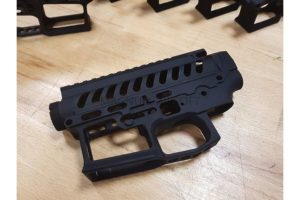 RETRO ARMS CNC receiver AR15 (Skeletonized) - A