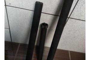 RETRO ARMS Handguard TUBERA AR15 - A 200 mm