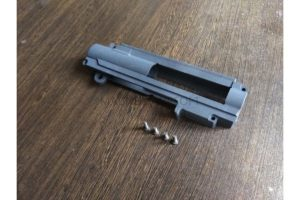RETRO ARMS upper gearbox for ICS AR15 EBB