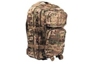 РЮКЗАК 30L Tactical Outdoor Military Assault 45x20x25cm AS-BS0052EMR