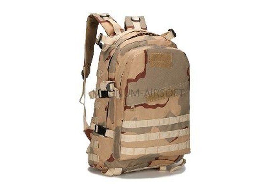 РЮКЗАК 35L Outdoor Molle 3D Assault Military Light Version 47х30х23cm AS-BS0034TD