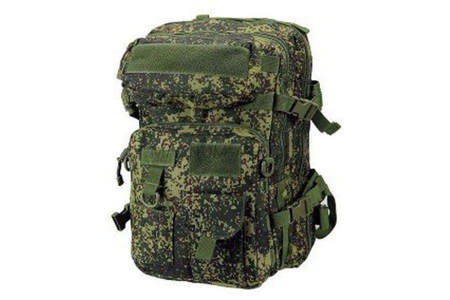 РЮКЗАК 40L Outdoor с отделяемыми карманами AS-BS0076EMR